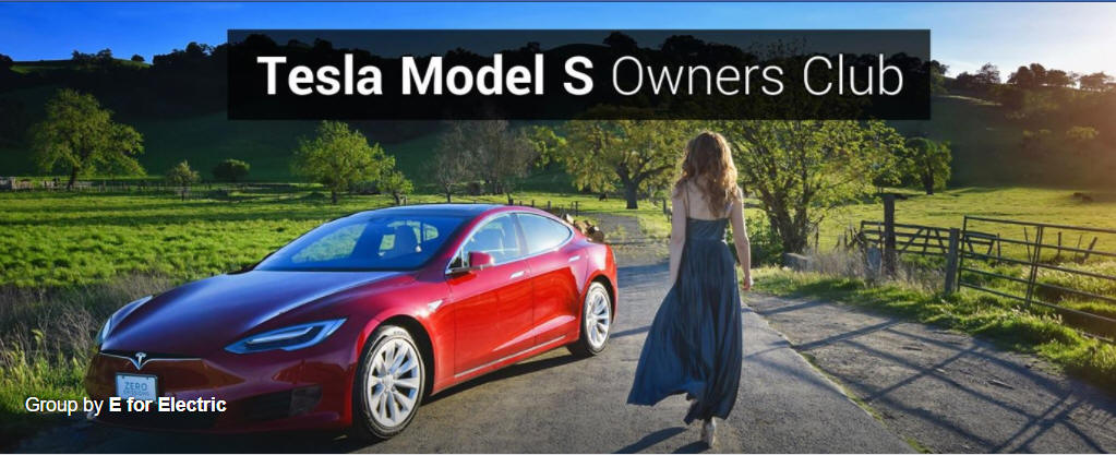 Tesla Model S Owners Club