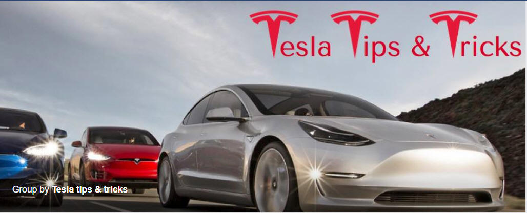 Tesla tips & tricks